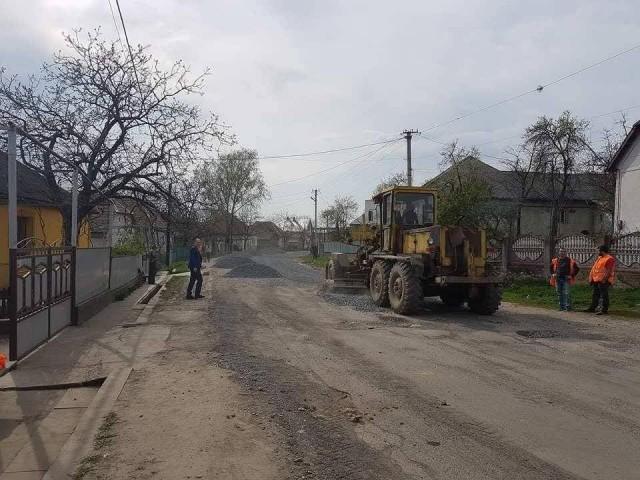 Розпочато капітальний ремонт дороги, що сполучає Іршавський та Берегівський райони