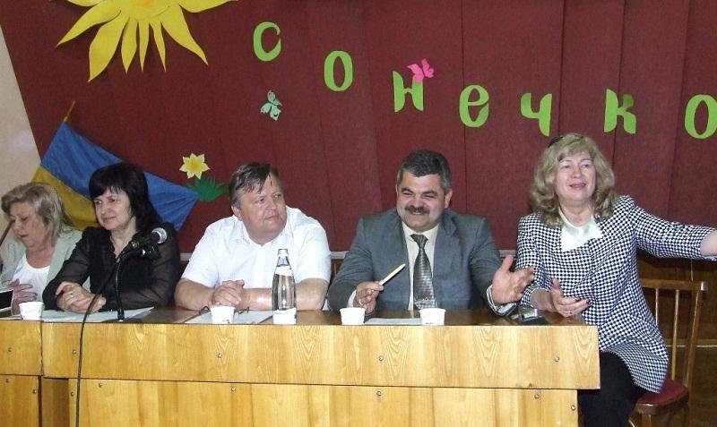 У Тячеві обговорили зміни до пенсійного, трудового і податкового законодавства
