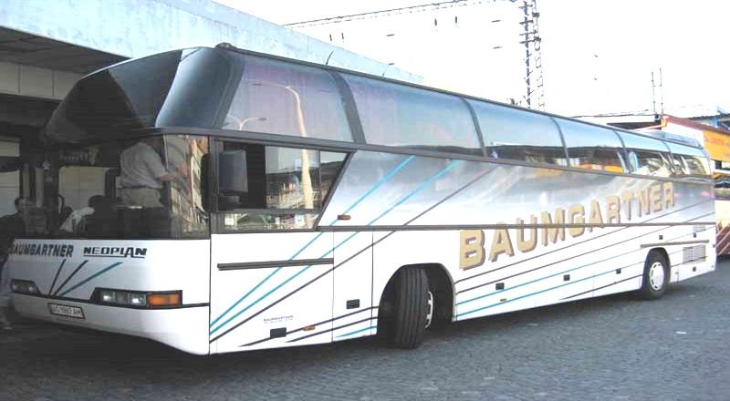 Від озера Синевир до річки Влтава курсує новий автобусний рейс з Міжгір'я до Праги