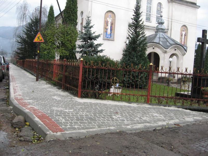 У Перечині буде перша повністю впорядкована вулиця. Ціна питання – 1,2 млн. грн.  ФОТО