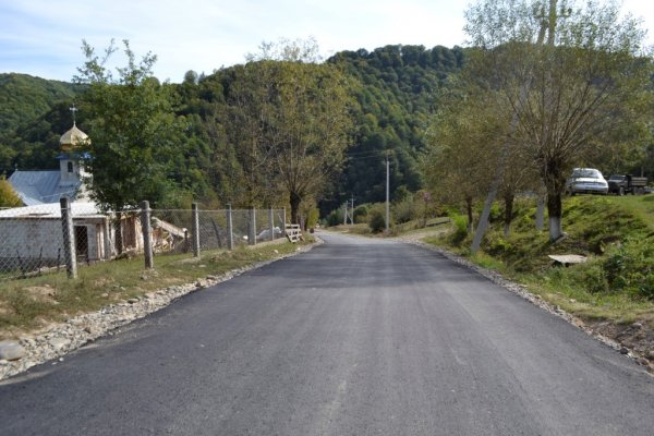 Дві тячівські дороги нарешті отримають асфальтне покриття