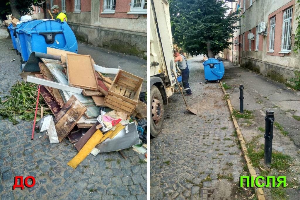 В Ужгороді ліквідовували стихійні сміттєзвалища (ФОТО), фото-1